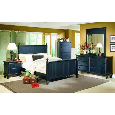 Woodbridge Home Designs 875 Series Panel Bedroom Collection
