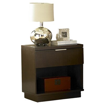 Woodbridge Home Designs Cologne 1 Drawer Nightstand