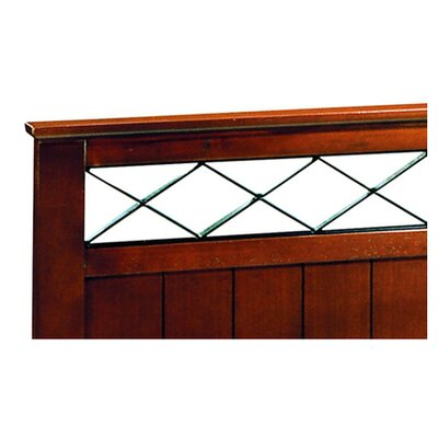 Woodbridge Home Designs 107 Series Panel Headboard