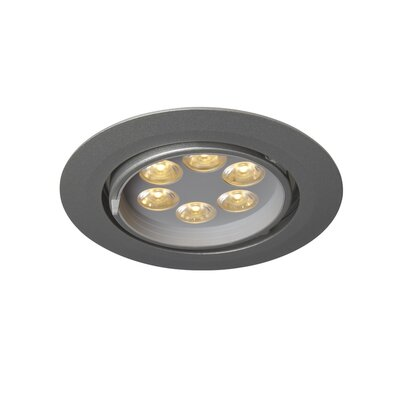 "Bruck Lighting Ledra G 6 4.8"" Recessed Trim"