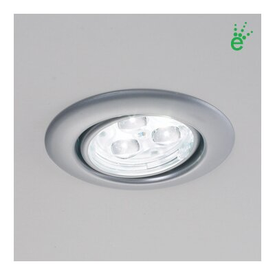 Bruck Lighting Ledra Trio Recessed Can Light