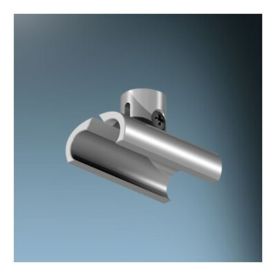 Bruck Lighting V/A 0.5' X 1.5' Wall/Ceiling Mounting Clip