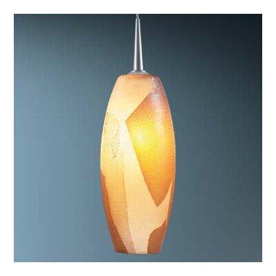 Bruck Lighting Ciro 1 Light Monopoint Pendant with Canopy