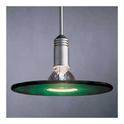Bruck Lighting Pia 1 Light Monopoint Mini Pendant