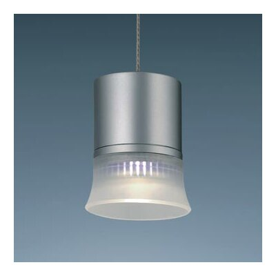 Bruck Lighting Apollos Canto 1 Light MonoPoint Pendant