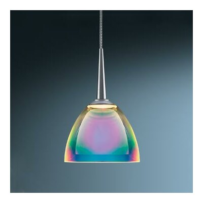 Bruck Lighting Rainbow I 1 Light Monopoint Pendant