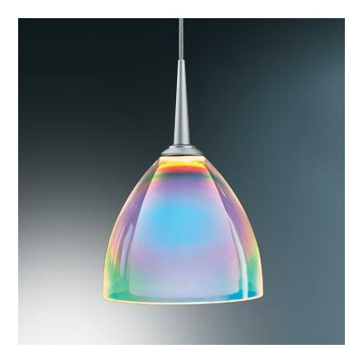 Bruck Rainbow II 1 Light Monopoint Mini Pendant