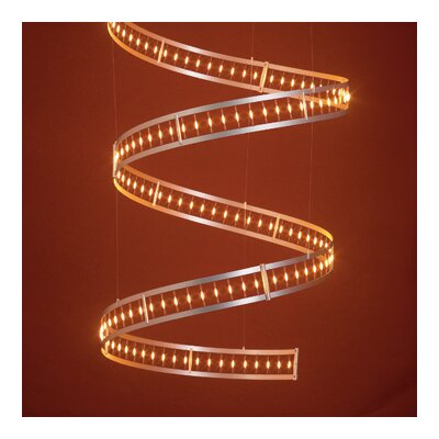 Bruck Lighting Flight Spiral Track Lighting Kit