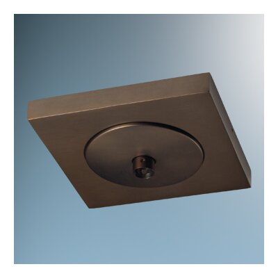 "Bruck Lighting 4"" Square Surface Mount Canopy"