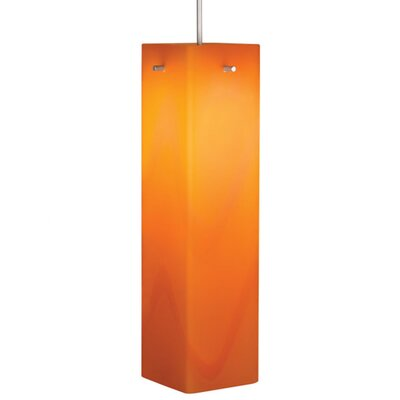 Bruck Lighting Houston 1 Light Monopoint Pendant