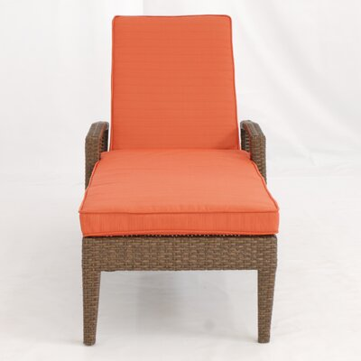 Creative Living Salinas 3 Piece Chaise Lounge Set with Cushions