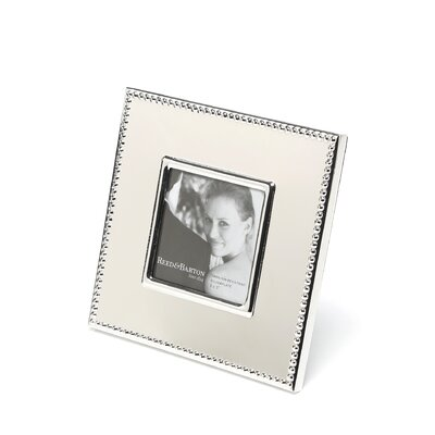 <strong>Reed & Barton</strong> Plated Giftware Lyndon Picture Frame