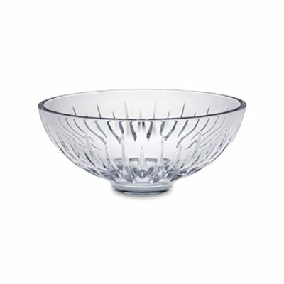 "<strong>Reed & Barton</strong> Crystal 10"" Salad Bowl"