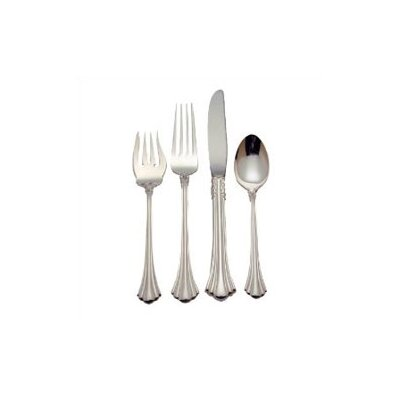Reed & Barton 18th Century 4 Piece Large Size Flatware Set