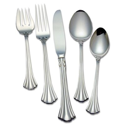 1800 5 Piece Flatware Set