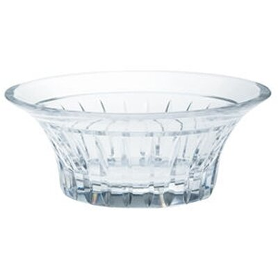"Reed & Barton Crystal Tempo 10"" Serving Bowl"