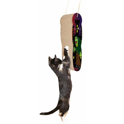 Imperial Cat Frankie Hanging Recycled Paper Scratching Board