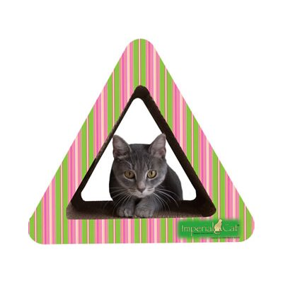 Imperial Cat Triangle Combo Recycled Paper Post