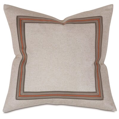 Thom Filicia Home Collection Square Border Pillow