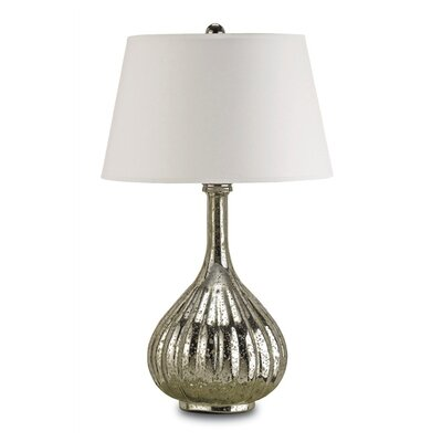 "Currey & Company Libertine 28"" H Table Lamp with Empire Shade"