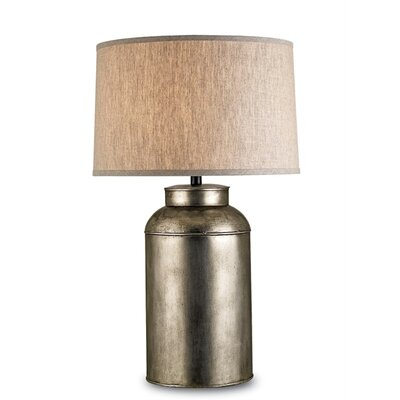 """Currey & Company Pioneer 32"""" H Table Lamp with Drum Shade"""
