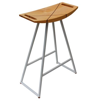 Robert Bar Stool with Inlay