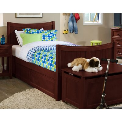 NE Kids School House Taylor Panel Bed