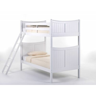 NE Kids School House Taylor Bunk Bed with Optional Storage
