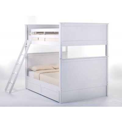 NE Kids School House Casey Bunk Bed