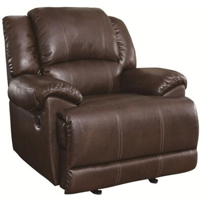 Wildon Home ® Seville Bonded Leather Recliner
