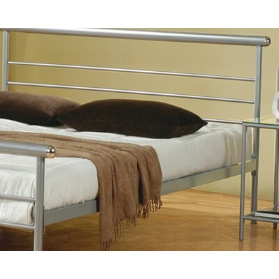 Wildon Home ® Brownsville Metal Bed