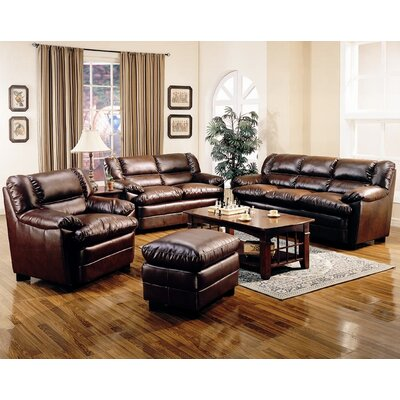 Wildon Home ® Palermo Reclining Sofa
