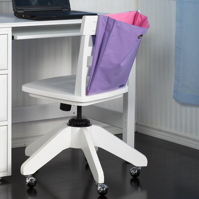 White Wood Desk Chair | Wayfair