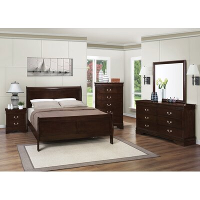 Wildon Home ® Montreal 6 Drawer Dresser