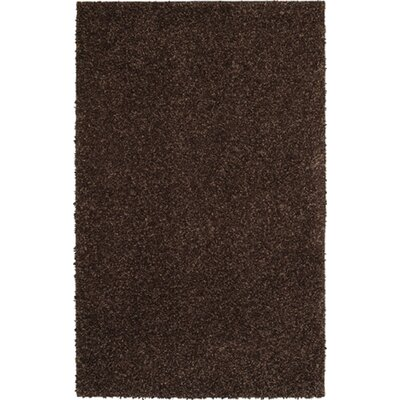 Wildon Home ® Brown Bear Rug