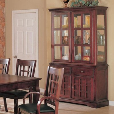 Wildon Home ® Cimarron China Cabinet