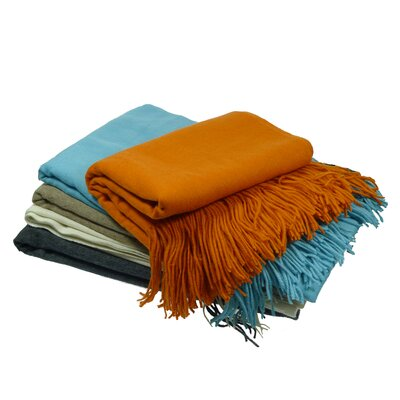 Wexler Merino Wool Throw