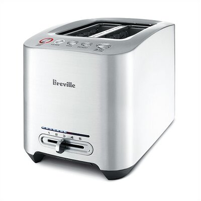 Breville Die-Cast 2-Slice Smart Toaster