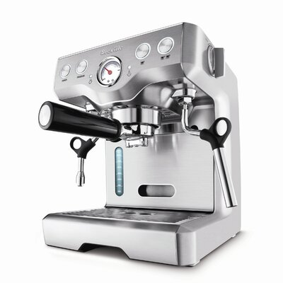 Breville Die-Cast Programmable Espresso Machine