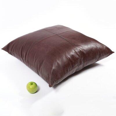 Floor Pillows Leather : Leather Floor Pillow Wayfair