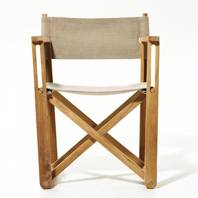 Skargaarden Kryss Folding Dining Arm Chair