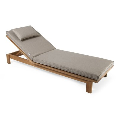 Skargaarden Falsterbo Chaise Lounge with Cushion