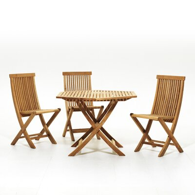 Viken 5 Piece Dining Set