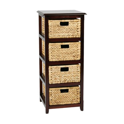 "OSP Designs Seabrook 15.5"" Storage Unit"