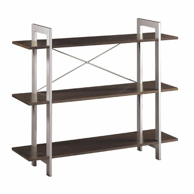 X-Text Three Shelf Bookcase