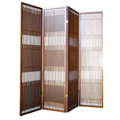 "ORE Furniture 70"" x 50"" 4 Panel Room Divider"
