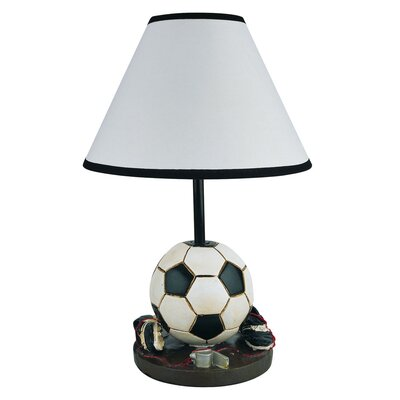 ORE Furniture Soccer Ball Table Lamp