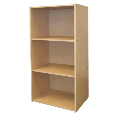 ORE Furniture 3 Level Bookshelf