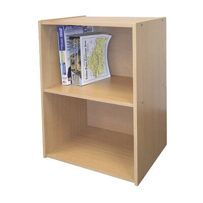 ORE Furniture 2 Level Bookshelf