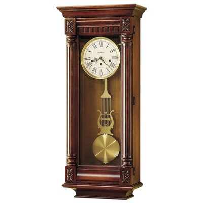 Chiming Key-Wound New Haven Wall Clock